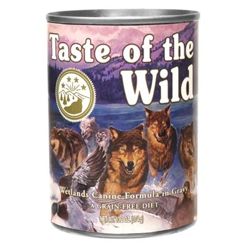 taste of the food food taste of the canned grain free food
