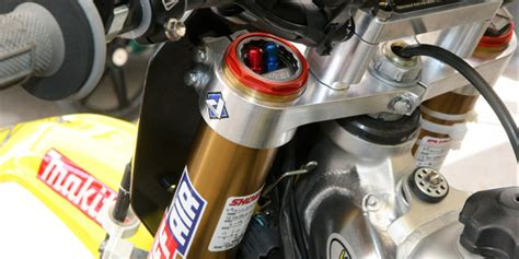 fox motocross suspension the history of motocross suspension motosport