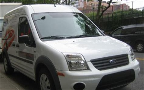 get to work with the 2010 ford transit connect xlt