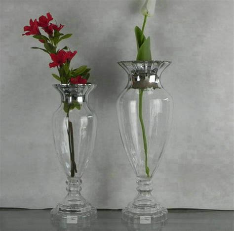 china home decor glass vase china glass vase vase