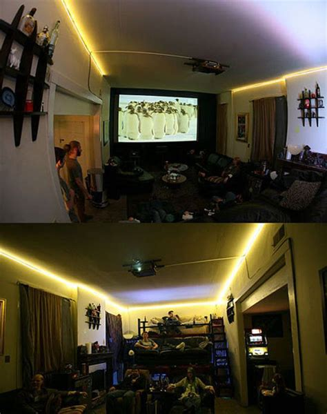 The Ultimate Movie Room   engineering students build the ultimate dorm room theater