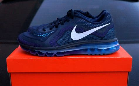 Nike Air Max 2014 Blue nike air max 2014 obsidian purple venom blue