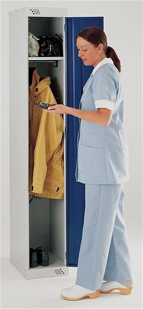 Hospital Theatre Changing Room Lockers