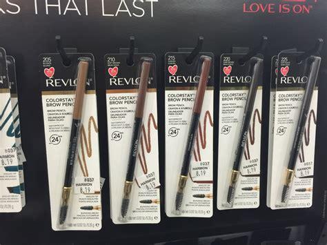 Revlon Eyebrow Pencil revlon colorstay creme eyeshadow for 2017 musings