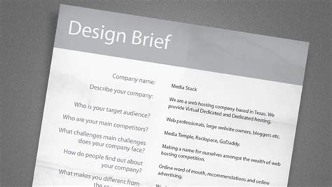 design brief definition ks3 introduce your graphic design with killer tips