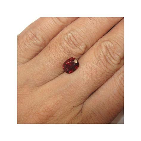 Batu Garnet Rhodolite Top Luster batu permata top garnet rhodolite 2 37 carat