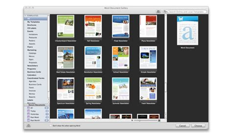 Microsoft Word Templates For Mac Doliquid Microsoft Templates For Mac
