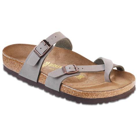www birkenstock sandals birkenstock mayari birkibuc sandals s evo