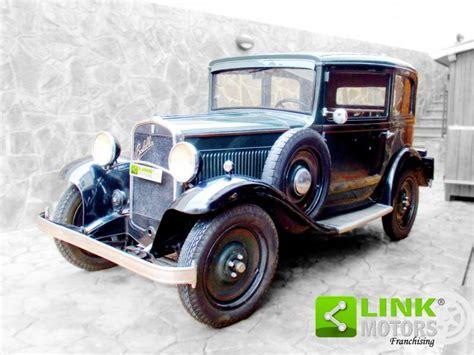 auto 4 porte fiat balilla 4 porte auto e moto d epoca storiche e moderne