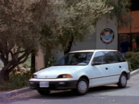 1989 Geo Metro Commercial I Imcdb Org 1989 Geo Metro Sf310 In Quot Mighty Morphin Power
