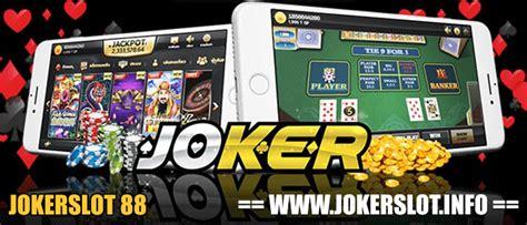 joker slot  mobile situs judi slot  joker indonesia