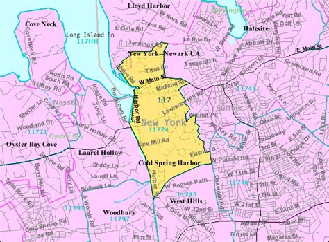 Garden City Ny Zip Code by Hempstead Zip Code Island Wroc Awski Informator
