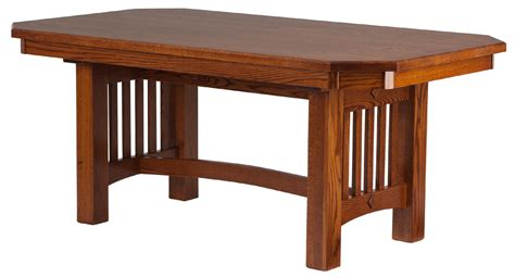 Mission Dining Room Table by Albany Mission Dining Room Table Erik Organic
