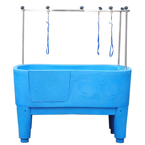 pet bathtub fiberglass dog grooming bath tub for h 111 buy dog