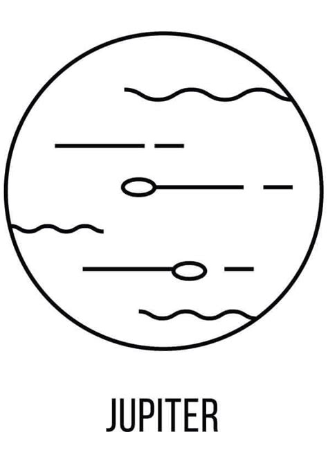 jupiter coloring pages 25 free solar system coloring pages printable