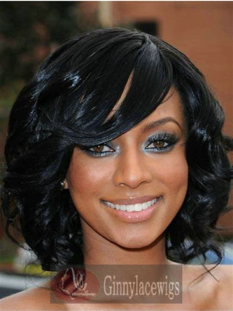 hair style galleries short wigs for black women 10 inch 1 short bob style black bob wig for black women