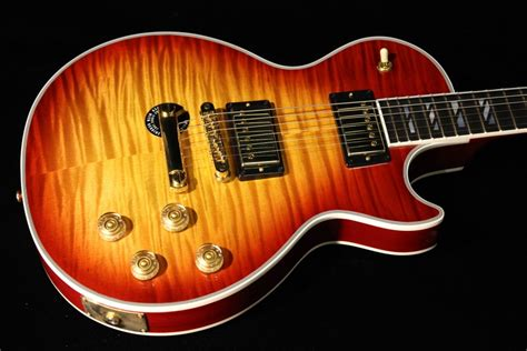 gibson supreme gibson les paul supreme heritage cherry sunburst sn