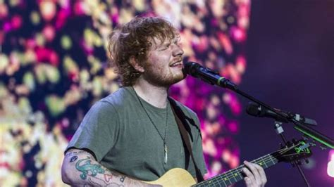 Ed Sheeran Wedding Song List by Ed Sheeran Tops The List Of The Most Popular Wedding Songs