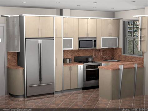 Efficiency Kitchen Design Great Small Kitchen Designs Living In A Shoebox Design 15 Staradeal