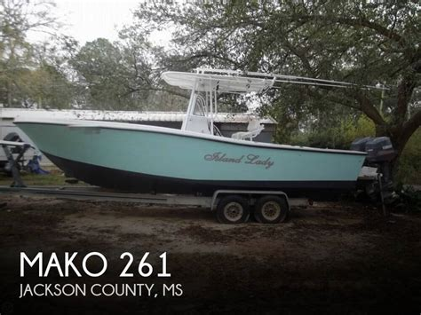 mako boats for sale in michigan mako 261 center console boats for sale boats