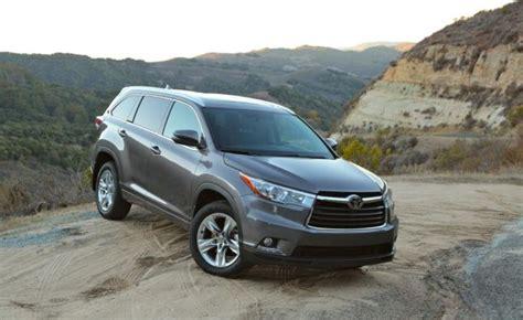 2014 Toyota Highlander Review 2014 Toyota Highlander Review Car Reviews