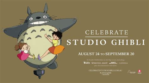 ghibli film festival celebrate studio ghibli film festival enters final week in