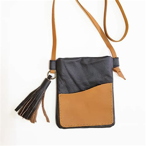 V A G Sling Bag cow leather sling bag kinies
