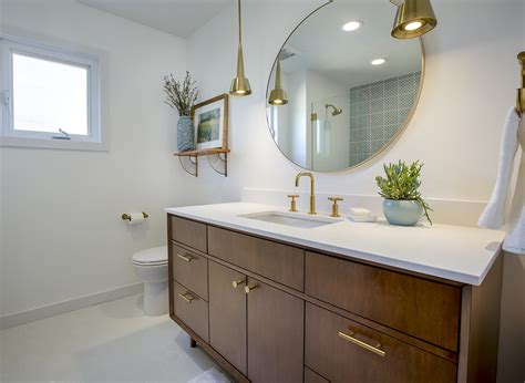 Modern Bathroom Remodel by 2018 Master Design Awards Bathroom Less Than 50 000
