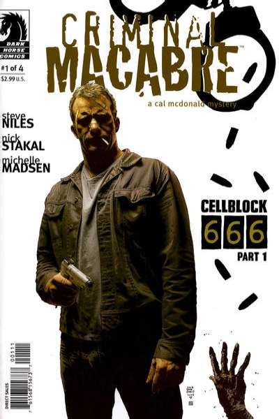 Can I Enter New Zealand With A Criminal Record Criminal Macabre Cell Block 666 Comic Books For Sale Buy Criminal Macabre Cell