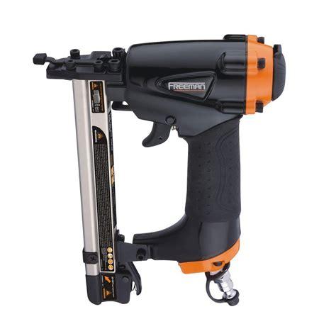 freeman nail guns professional wire stapler pfws