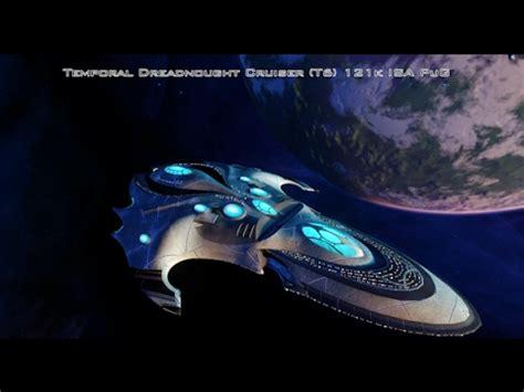 trek pug trek 31st century chronos class temporal dreadnought t6 121k isa pug