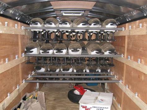 enclosed duck boat blind 8 best images about enclosed trailer storage on pinterest
