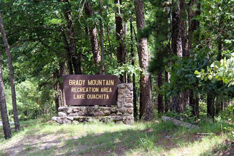 Brady Mountain Resort Cabins by Brady Mountain Cground Lake Ouachita