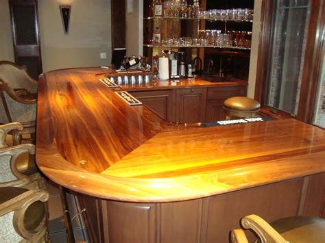 how to finish a bar top ultra glossy bar cabinets by graber