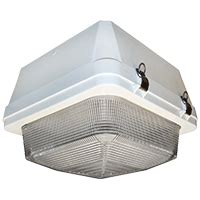 Gas Station Light Fixtures Gas Station Canopy Light Lights Lighting In Led Hid Induction Midsouthlighting