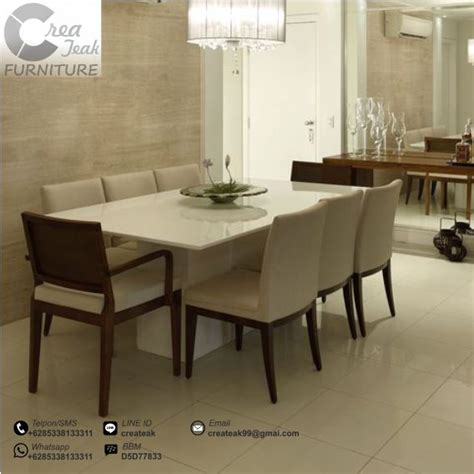 Kursi Sofa Olympic set kursi makan minimalis romero createak furniture createak furniture