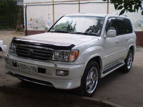 land cruiser for sale 2004 toyota land cruiser for sale 4700cc gasoline