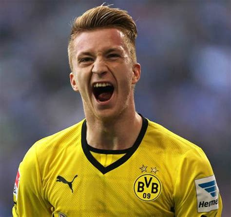 23 marco reus hairstyle pictures and tutorial