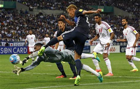 Honda Soccer Honda Slams Referee After Ghost Goal Haunts Japan S Loss