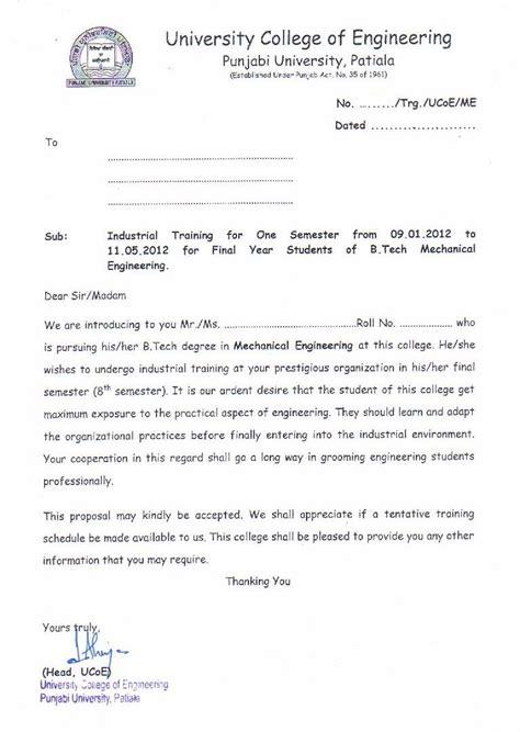 formal letter layout skillsworkshop ucoe punjabi university forms