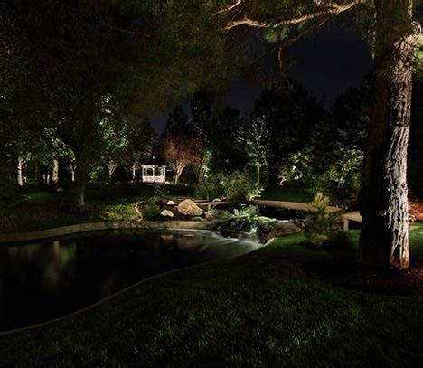 landscape lighting cost what is the cost for landscape lighting design installation
