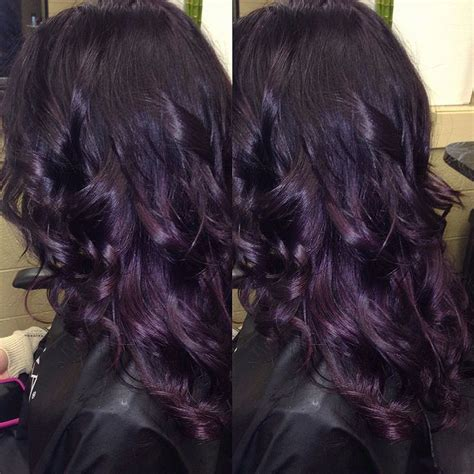 purple rinse hair dye for dark hair relaxer 90 best images about best hair color for latinas on