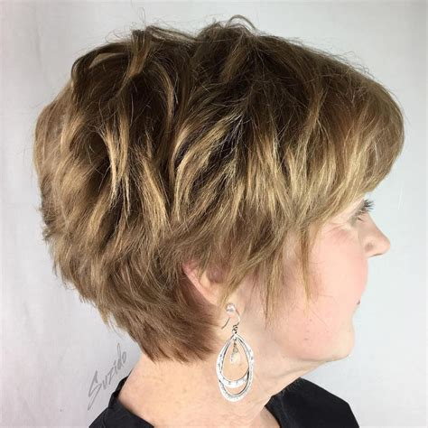 haircut for long medium hair short hairstyles for older women classy elegant