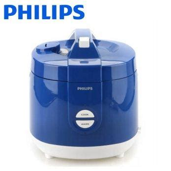 Rice Cooker Keramik harga philips rice cooker hr3127 31 warna biru tua