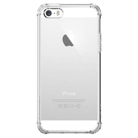 Harga Clear jual spigen iphone se 5s 5 shell clear