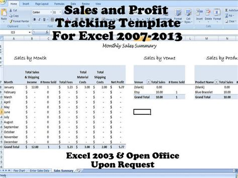 sle business report exle monthly profit template monthly sales report excel