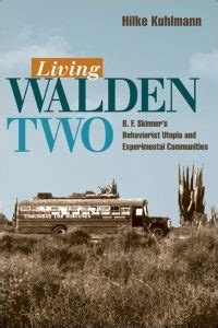 walden two book summary ui press hilke kuhlmann living walden two b f