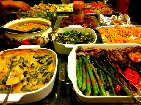 images of christmas meals a delicious and healthy holiday dinner the picky eater
