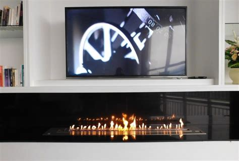 Insert Cheminee Bio Ethanol by Afire Remote Controlled Bio Ethanol Fireplace Insert