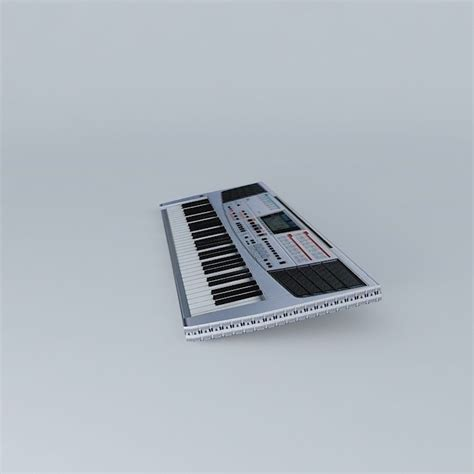 Keyboard Roland Em 15 Roland Em 15 Keyboard Synthesizer Free 3d Model Max Obj 3ds Fbx Stl Dae Cgtrader